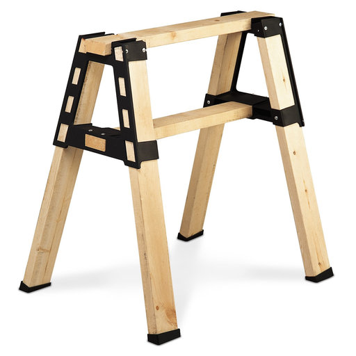 View a Larger Image of 2x4basics ProBrackets Sawhorse, 2 Pack