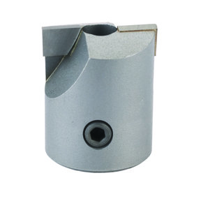 "3/4"" Diameter Carbide Barrel Trimmer Head"