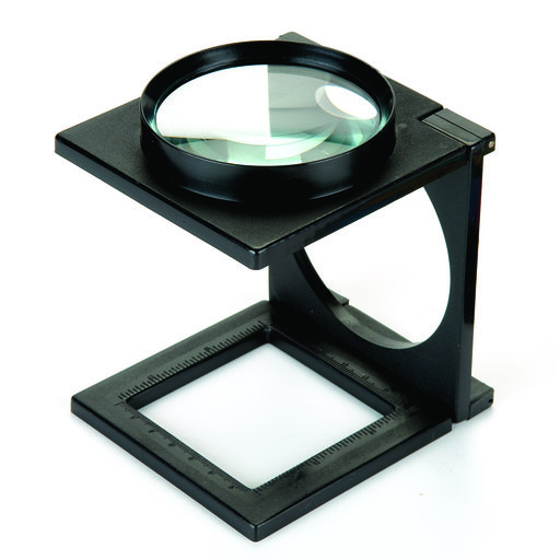 "View a Larger Image of 3"" Folding Magnifier"