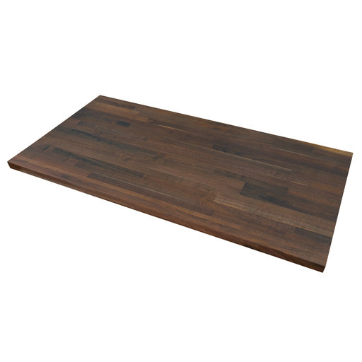 View a Larger Image of 30 x 60 Laminated Walnut Top -75lbs