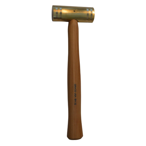 View a Larger Image of 32 ounce Brass Hammer