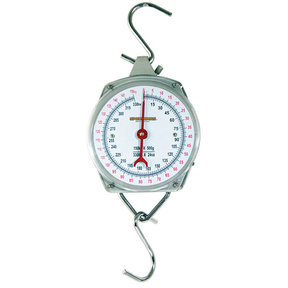 330lb Hanging Dial Scale