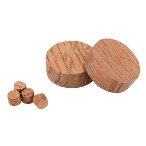 35mm Hinge Hole Repair Kit, Oak