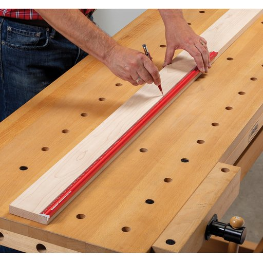 """View a Larger Image of 36"""" Woodworkers Edge Rule"""