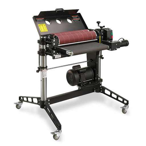 "View a Larger Image of 37"" Double Drum Sander (37x2) - 5HP 3PH"