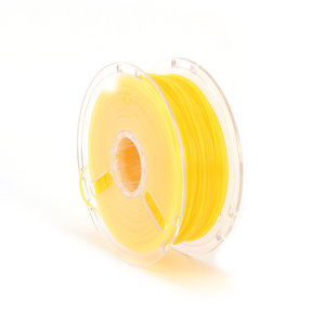 3D Printer Filament Translucent Yellow 2.85mm 1kg Reel