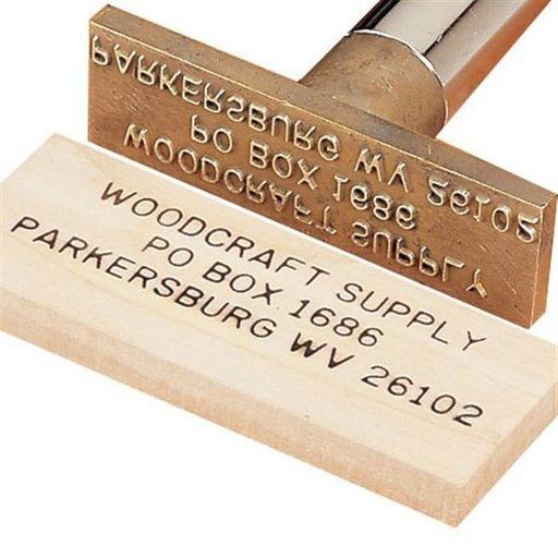 View a Larger Image of 3 Line Personalized Electric Branding Iron