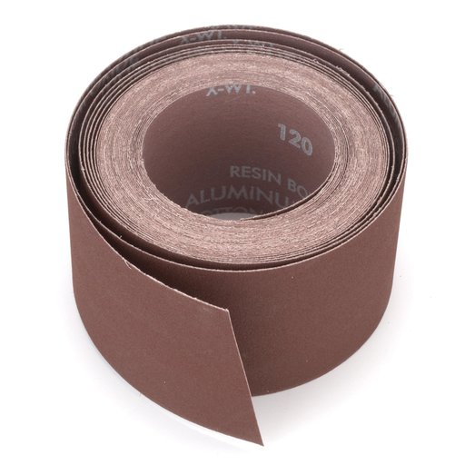 View a Larger Image of 3x35' Sanding Roll 220 grit