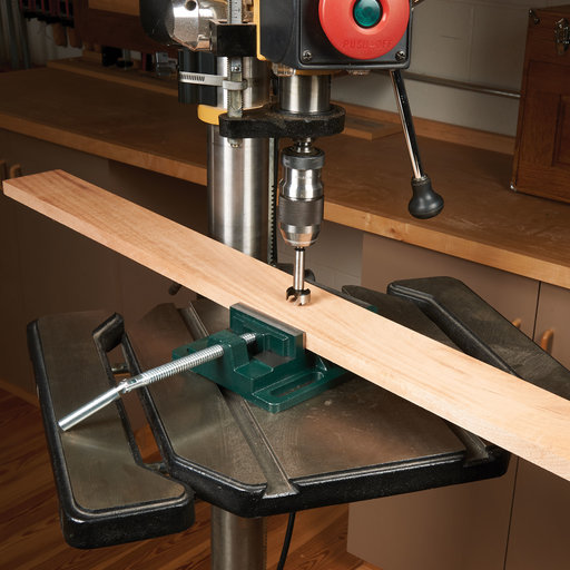"View a Larger Image of 4""Drill Press Vise"