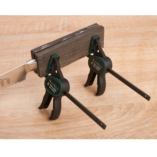 """View a Larger Image of 4"""" Micro Quick Bar Clamp Pair"""