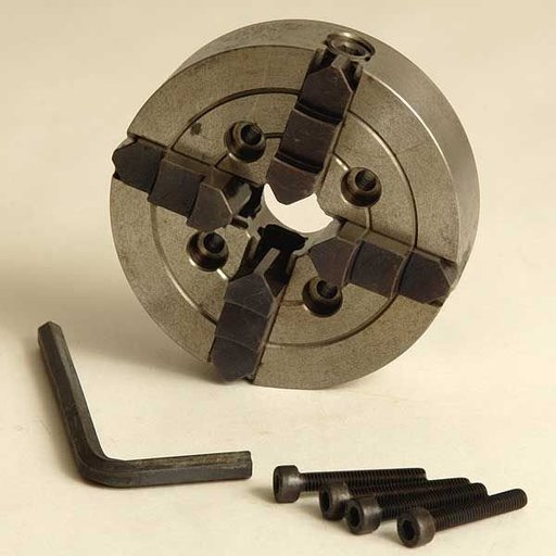 View a Larger Image of 4-Jaw Chuck, Model 24030