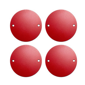 4 pc Phenolic Zero Clearance Insert Ring Set