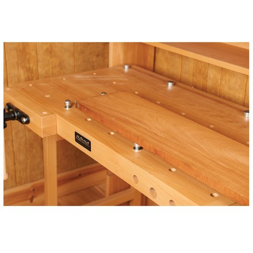 """View a Larger Image of 4-Piece 3/4"""" Bench Dog RollerBall Guides"""