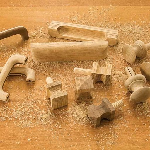 View a Larger Image of 4 Shop Made Handles - Downloadable Plan