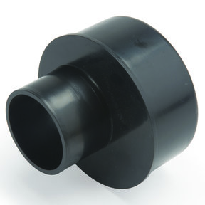 "4"" to 2-1/4"" Offset Reducer Fitting"