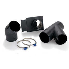 "4"" X3 Multi-Machine Dust Collection Fitting Kit"