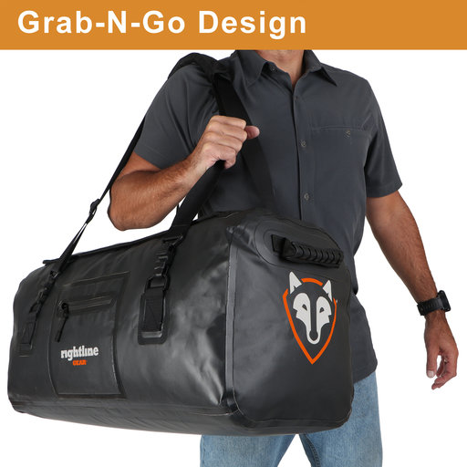 View a Larger Image of 4x4 Duffle Bag 60L
