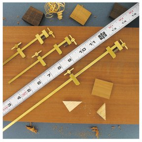 "5"" Brass Modelmaker's Clamps"