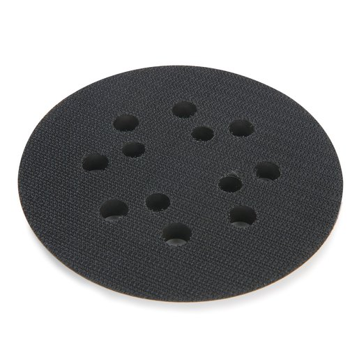 "View a Larger Image of 5"" Hook & Sand™ Replacement Backing Pad for Norton Palm Sander"