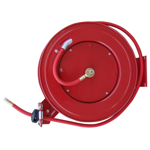 View a Larger Image of 50' Retractable Air Hose Reel