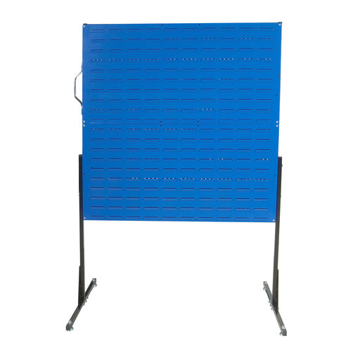 View a Larger Image of 50 In. W Free-Standing Unit with 4 Louvered Panels