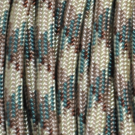 View a Larger Image of  550 FireCord - 100' MULTICAM Paracord