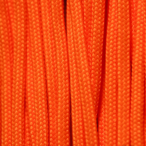 View a Larger Image of  550 FireCord - 25' SAFETYORANGE Paracord