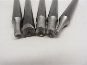 5pc Mastercarver Oval Eye Punch Set