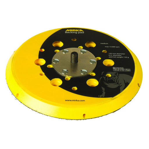 """View a Larger Image of 6"""" Deros/Ceros Replacement Pad, Multi-Hole"""