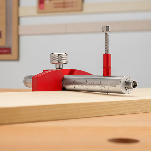 """View a Larger Image of 6"""" Marking Gauge - Stainless Steel bar"""
