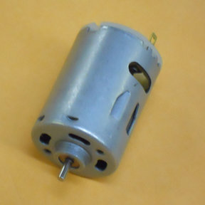 6 Volt High Speed Electric Motor