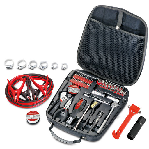 View a Larger Image of 64 Piece Travel & Automotive Tool Kit