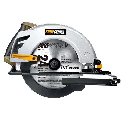 "View a Larger Image of 7 1/4"" Circular Saw 12 A"