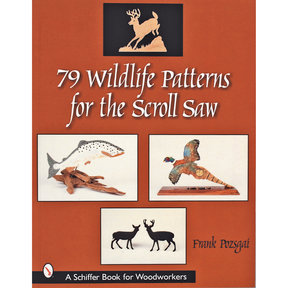 79 Wildlife Patterns for the Scroll Saw