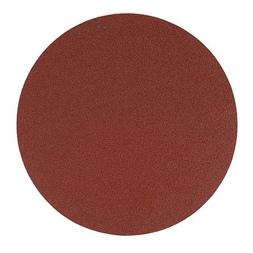 "View a Larger Image of 8"" 180 Grit PSA Aluminum Oxide Disc - 3 Pack"