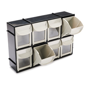 8 Door Tilt Out Bins