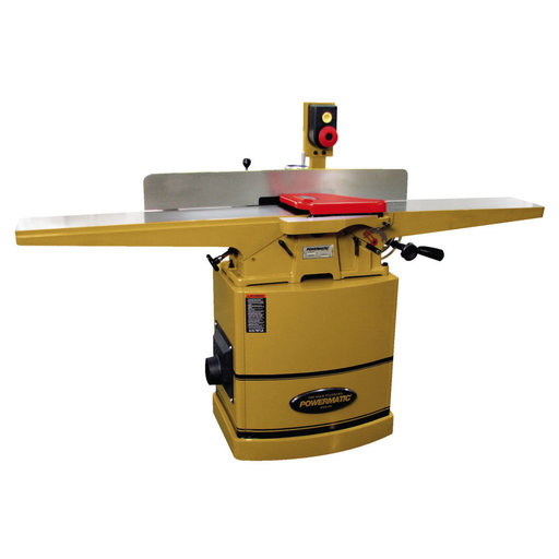 "View a Larger Image of 8"" Jointer with Helical Cutterhead, Model 60HH"