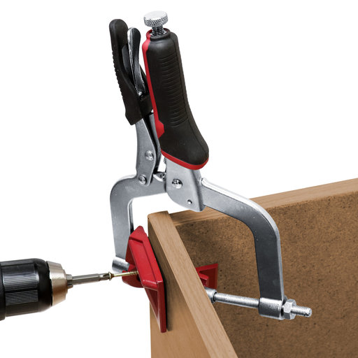 View a Larger Image of 90 Degree CornerClamp