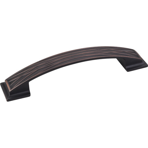 View a Larger Image of Aberdeen Lined Pull, 128 mm C/C, Brushed Oil Rubbed Bronze