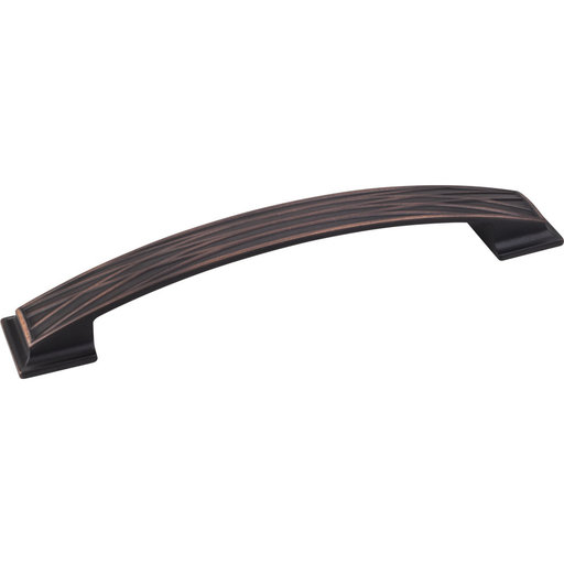 View a Larger Image of Aberdeen Lined Pull, 160 mm C/C, Brushed Oil Rubbed Bronze