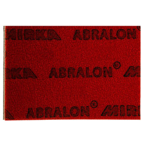 "ABRALON 3x5"" Grip Sandpaper, 1000, 20 Sheets/Pkg"