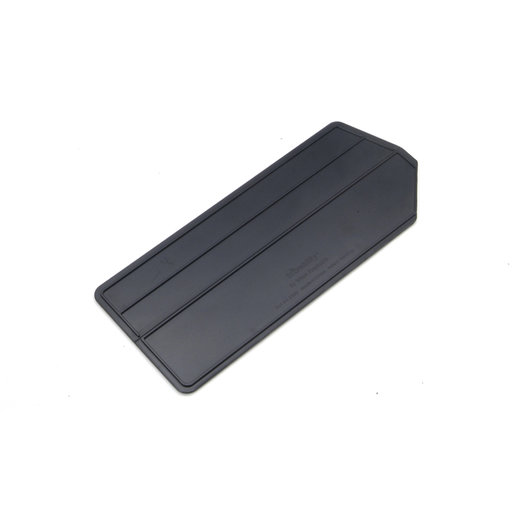 View a Larger Image of ABS Plastic Black Bin Dividers for 3-220 Bins, 6 Pack
