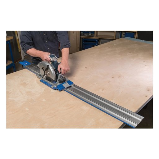View a Larger Image of Accu-Cut Circular Saw Guide Track System