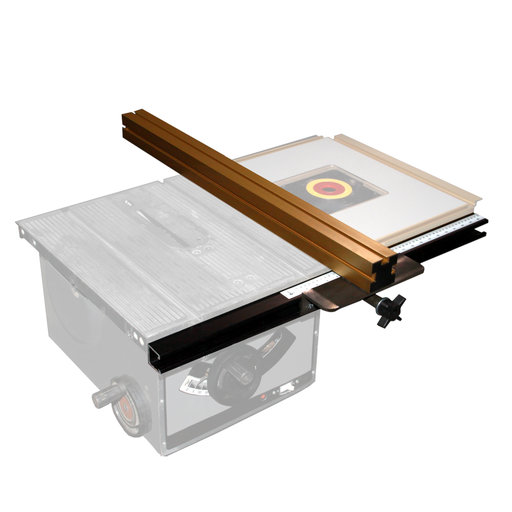 """View a Larger Image of Table Saw Fence, 25"""" Right Rip, No. M1025"""