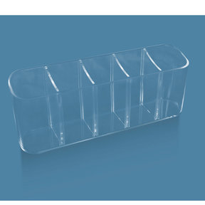 Acrylic Small Holder & Multi Purpose Organizer 2 Piece Kit