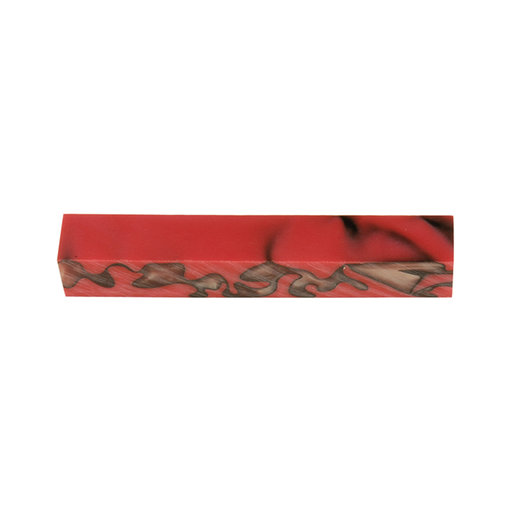 View a Larger Image of Acrylic Pen Blank - Dragon