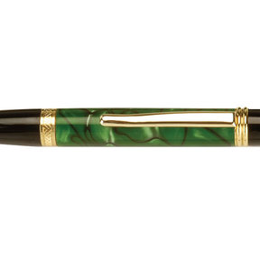 Acrylic Pen Blank - Kelly Green