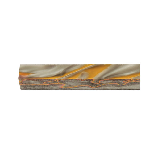 View a Larger Image of Acrylic Pen Blank - Lava