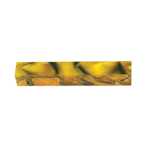 View a Larger Image of Acrylic Pen Blank - Tuscan Sun