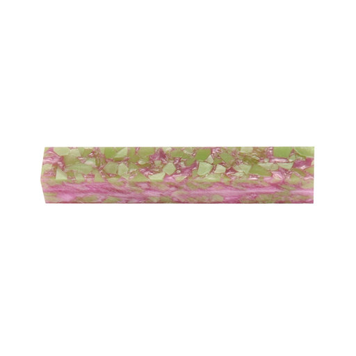 View a Larger Image of Acrylic Pen Blank - Watermelon